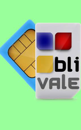 BLIVALE Internet: 1 GB Internet 4G LTE in 64 paesi in Internet